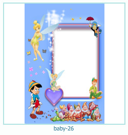 baby Photo frame 26