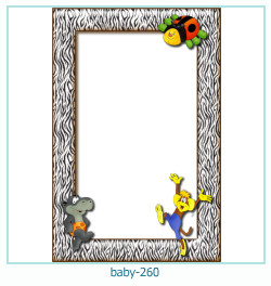 baby Photo frame 260