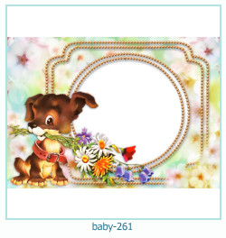 baby Photo frame 261
