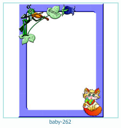 baby Photo frame 262