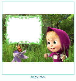 baby Photo frame 264
