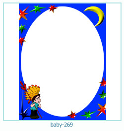 baby Photo frame 269