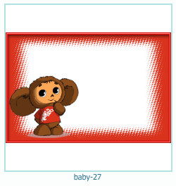 baby Photo frame 27