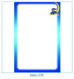 baby Photo frame 270