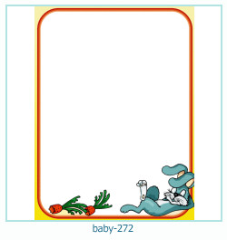 baby Photo frame 272