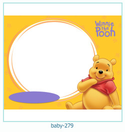 baby Photo frame 279