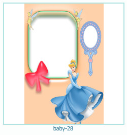 baby Photo frame 28