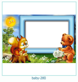 baby Photo frame 280