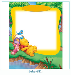 baby Photo frame 281