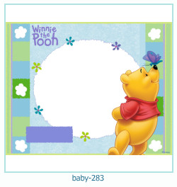baby Photo frame 283