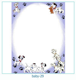 baby Photo frame 29