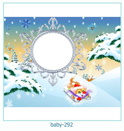 baby Photo frame 292