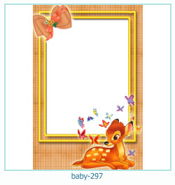 baby Photo frame 297