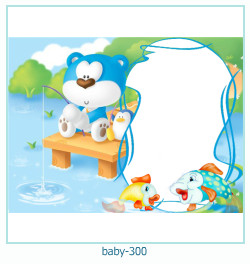 baby Photo frame 300
