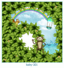 baby Photo frame 301