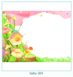 baby Photo frame 304