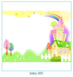 baby Photo frame 305