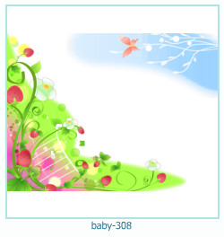 baby Photo frame 308