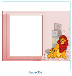 baby Photo frame 309