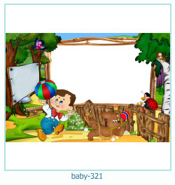 baby Photo frame 321