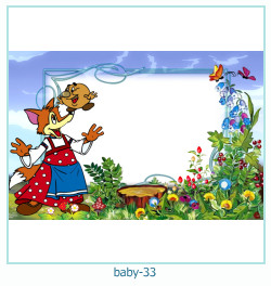 baby Photo frame 33