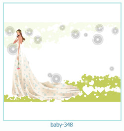 baby Photo frame 348