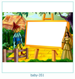 baby Photo frame 351