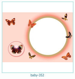 baby Photo frame 352