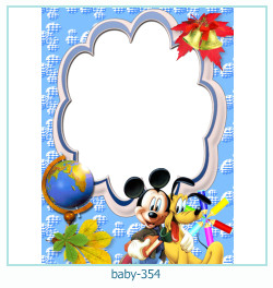 baby Photo frame 354