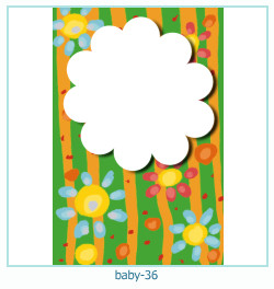 baby Photo frame 36