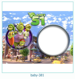 baby Photo frame 381