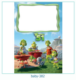 baby Photo frame 382
