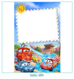 baby Photo frame 389