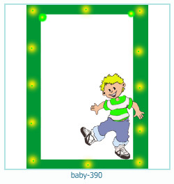 baby Photo frame 390