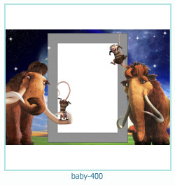 baby Photo frame 400