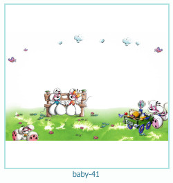 baby Photo frame 41
