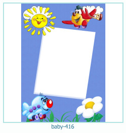 baby Photo frame 416