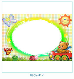 baby Photo frame 417