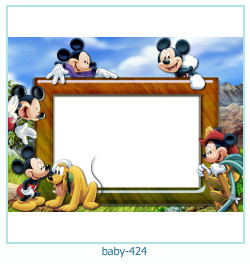baby Photo frame 424
