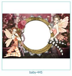 Marco de la foto del bebé 445