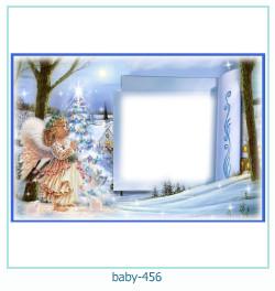 Marco de la foto del bebé 456