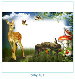 baby Photo frame 483