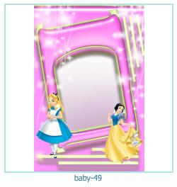 Baby-Fotorahmen 49