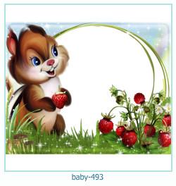 bebê Photo Frame 493