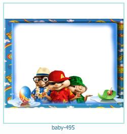 bebê Photo Frame 495