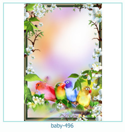 baby Photo frame 496