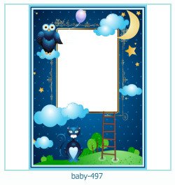 baby Photo frame 497