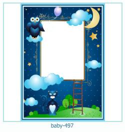 Baby-Fotorahmen 497