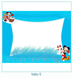 baby Photo frame 5