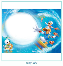 baby Photo frame 500